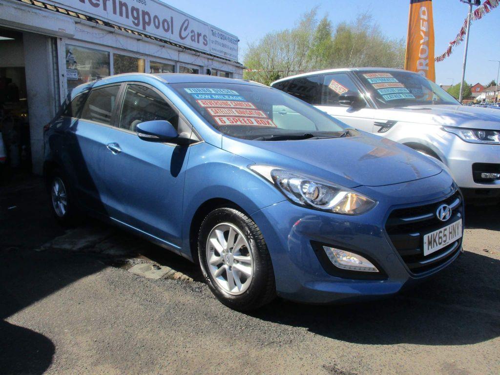 Hyundai i30 Estate 1.6 CRDi Blue Drive SE Nav Tourer 5dr