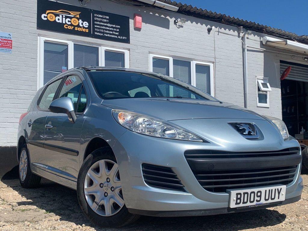 Peugeot 207 SW Estate 1.4 VTi S 5dr (a/c)