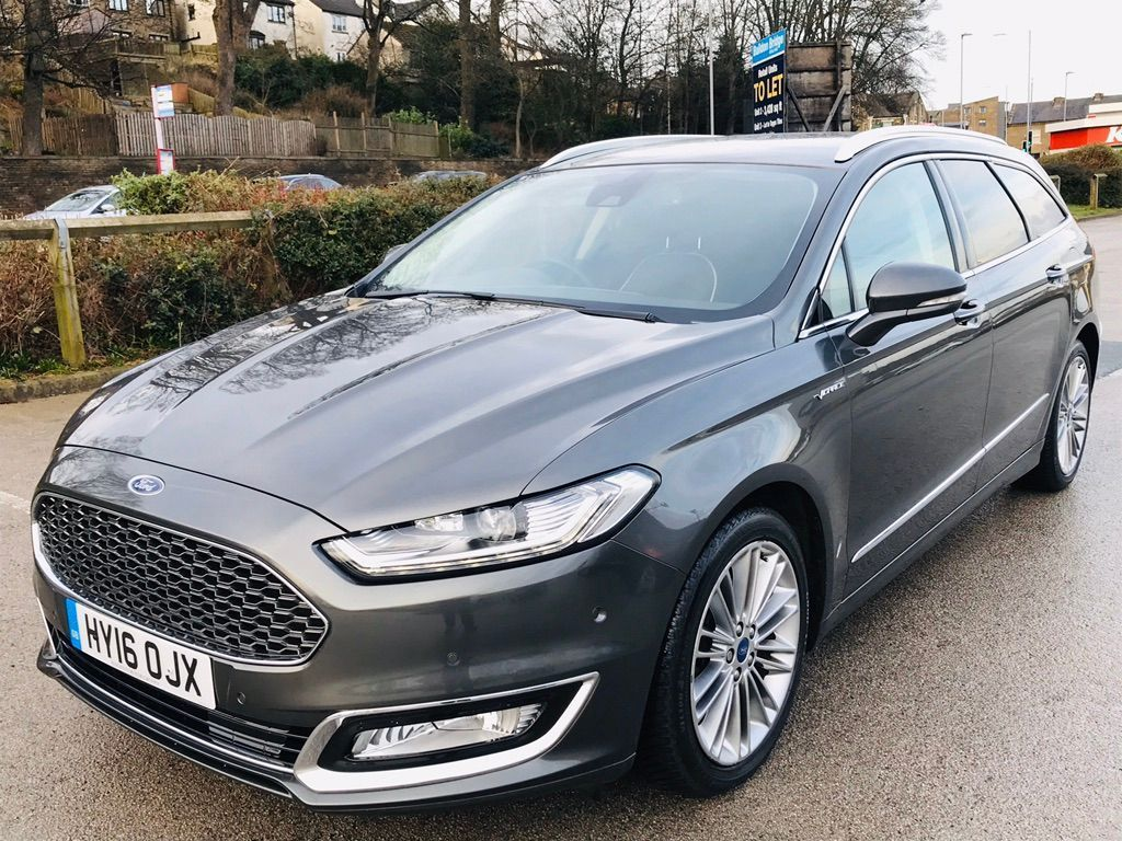 Ford Mondeo Estate 2.0 TDCi Vignale Powershift (s/s) 5dr