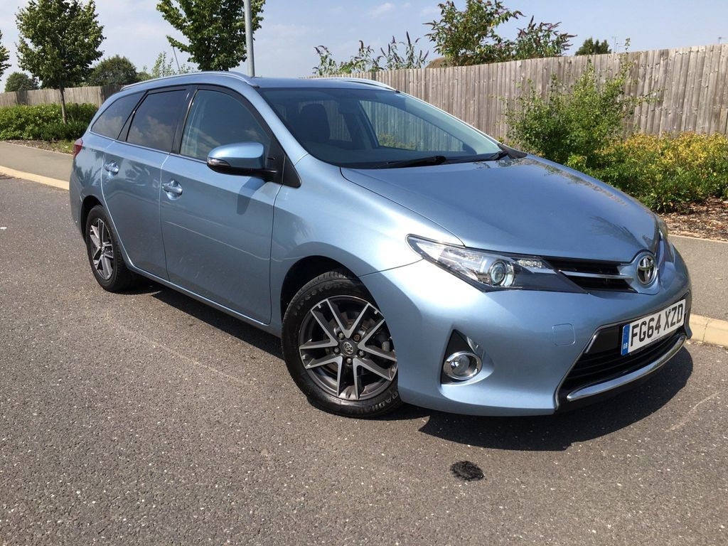 TOYOTA AURIS Estate 1.6 V-Matic Icon+ Touring Sports 5dr