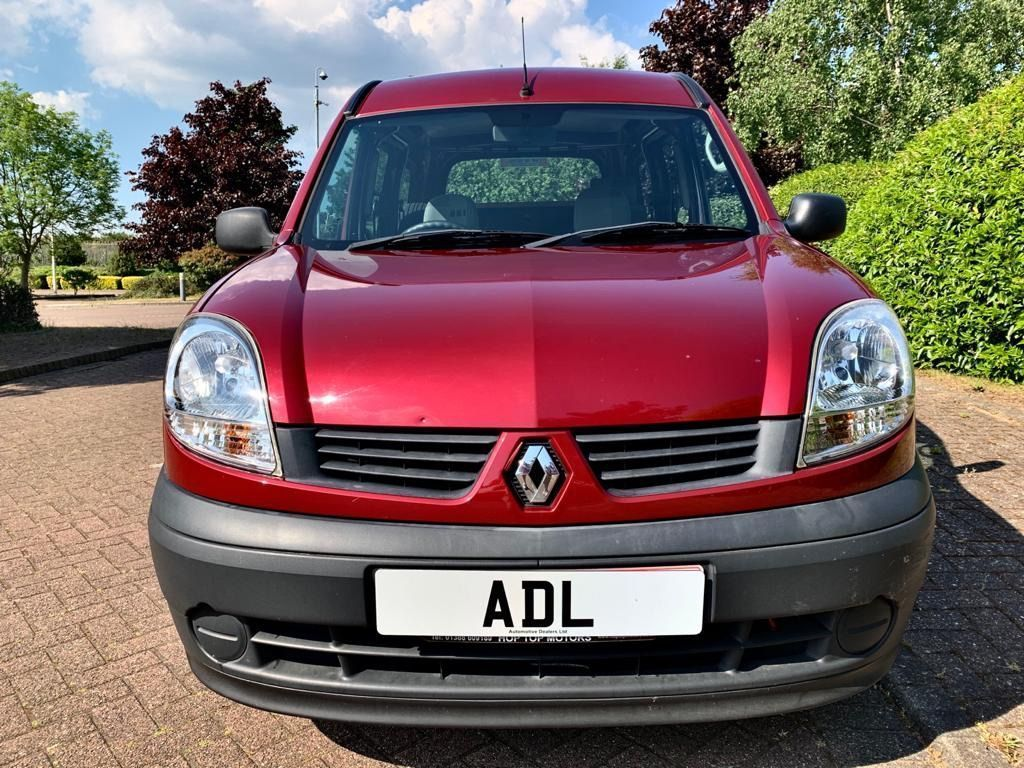 Renault Kangoo MPV 1.2 16v 75 Authentique 5dr