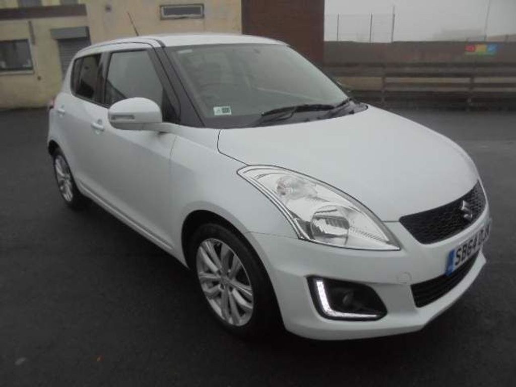 Suzuki Swift Hatchback 1.2 SZ4 AT 5dr (+Nav)
