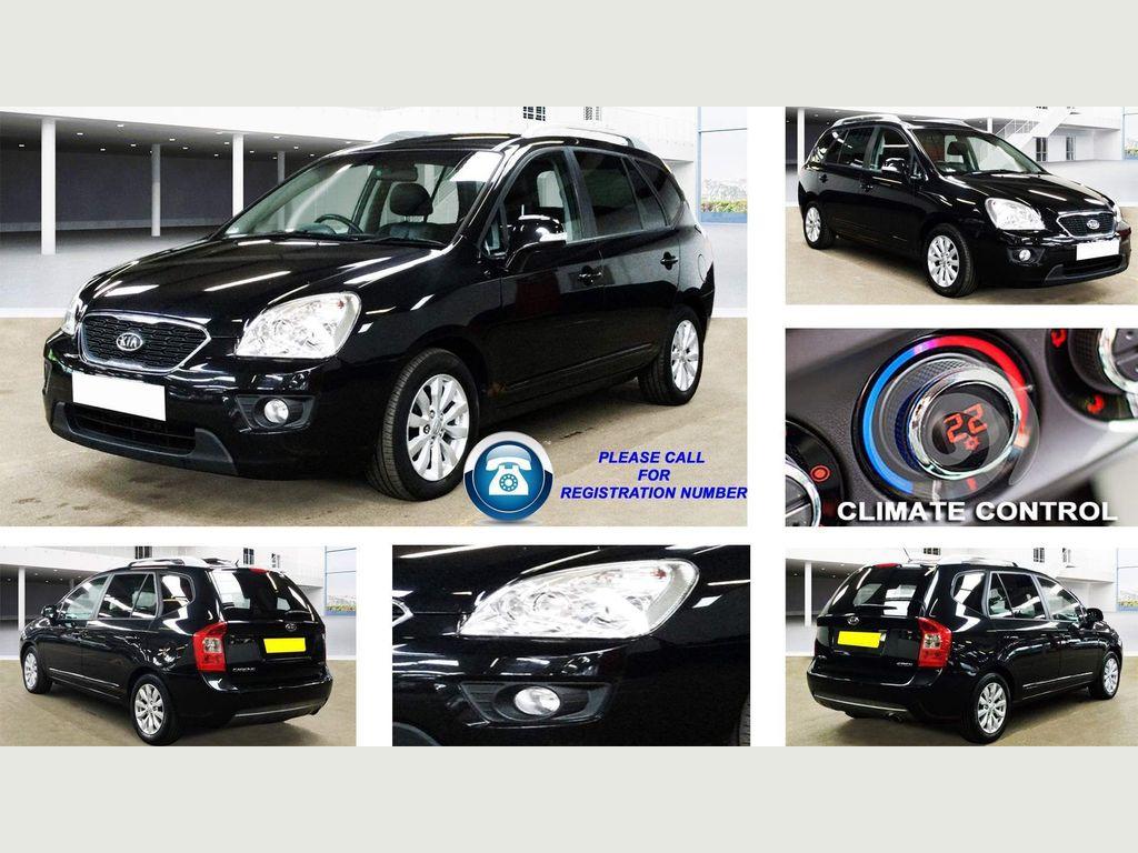 Kia Carens MPV 1.6 CRDi 3 5dr (7 Seats)
