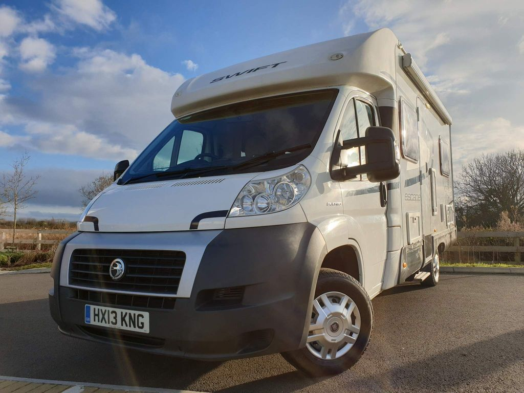 Swift Deposit now taken Motorhome Fiat ducato