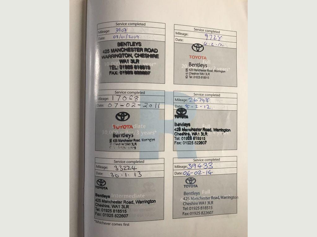 Toyota Auris Hatchback 1.6 VVT-i T Spirit 5dr
