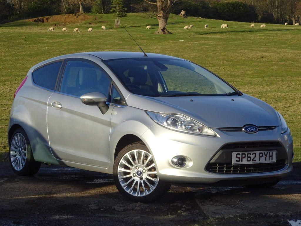 Ford Fiesta Hatchback 1.4 Titanium 3dr