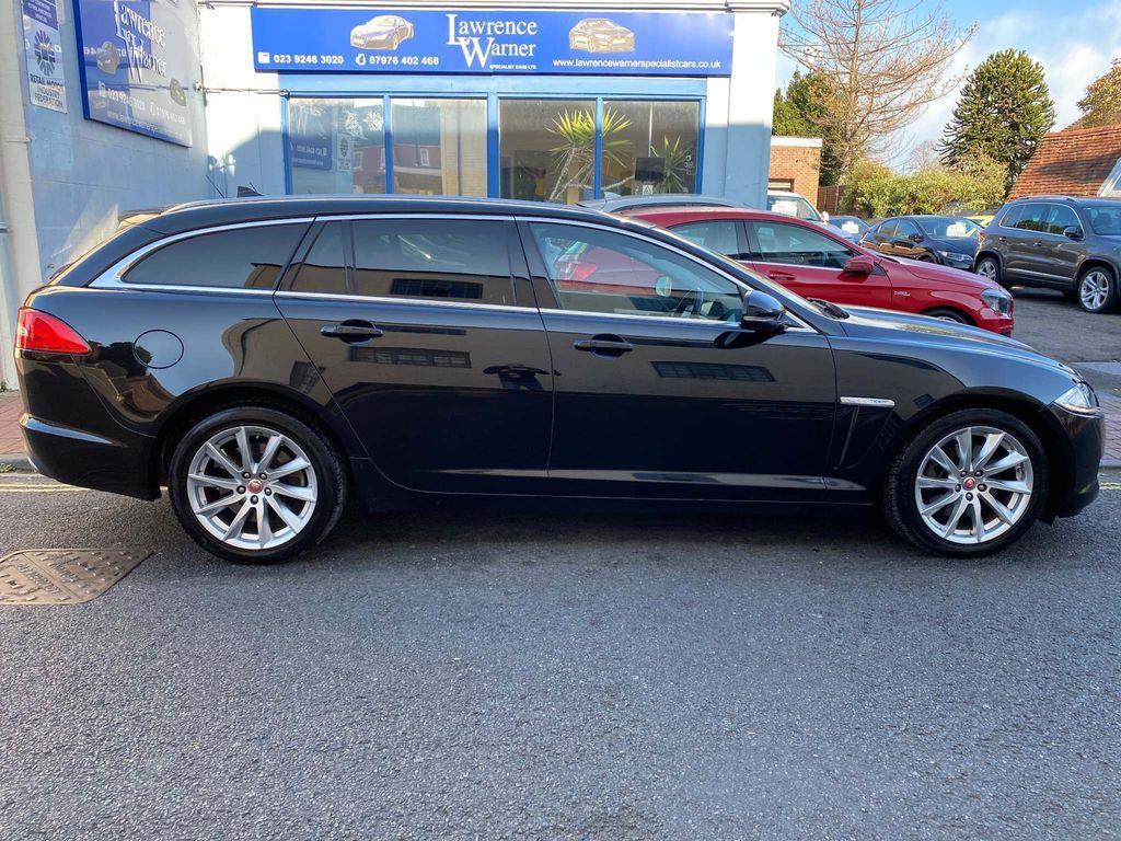 Jaguar XF Estate 3.0 TD V6 Premium Luxury Sportbrake (s/s) 5dr