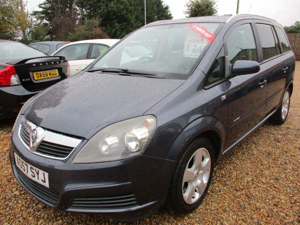 Vauxhall Zafira MPV 1.9 CDTi Energy 5dr