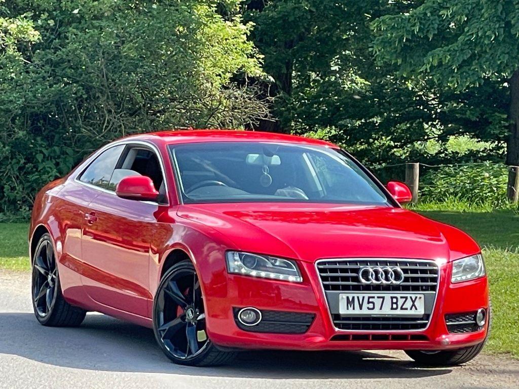 Audi A5 Coupe 2.7 TDI Multitronic 2dr