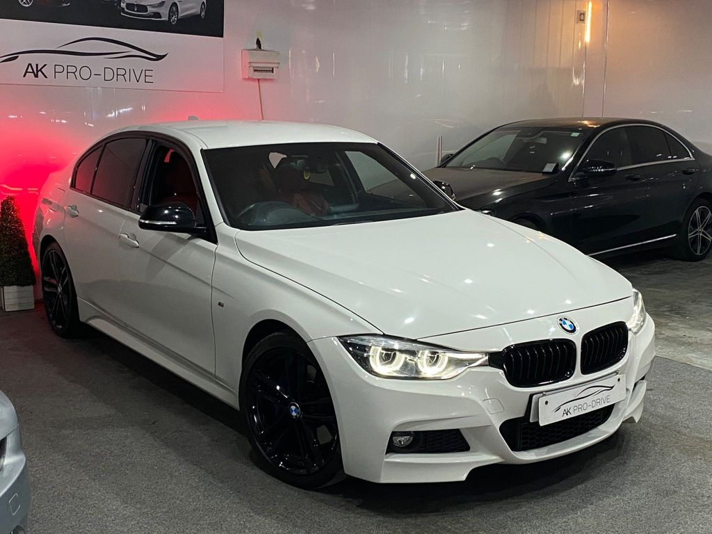 BMW 3 Series Saloon 2.0 318d M Sport Shadow Edition Auto (s/s) 4dr