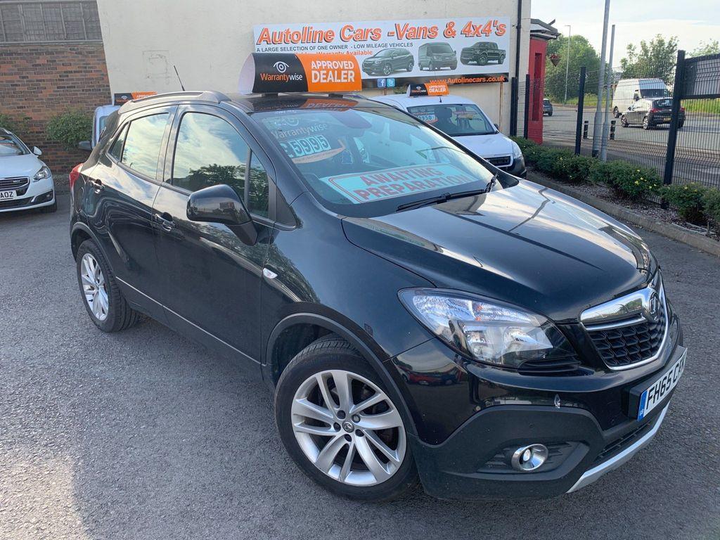 Vauxhall Mokka Hatchback 1.6 CDTi Tech Line (s/s) 5dr