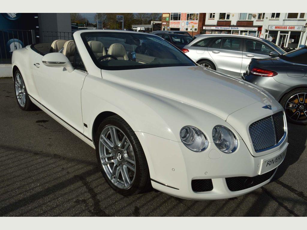 Bentley Continental Convertible 6.0 W12 GTC 2dr