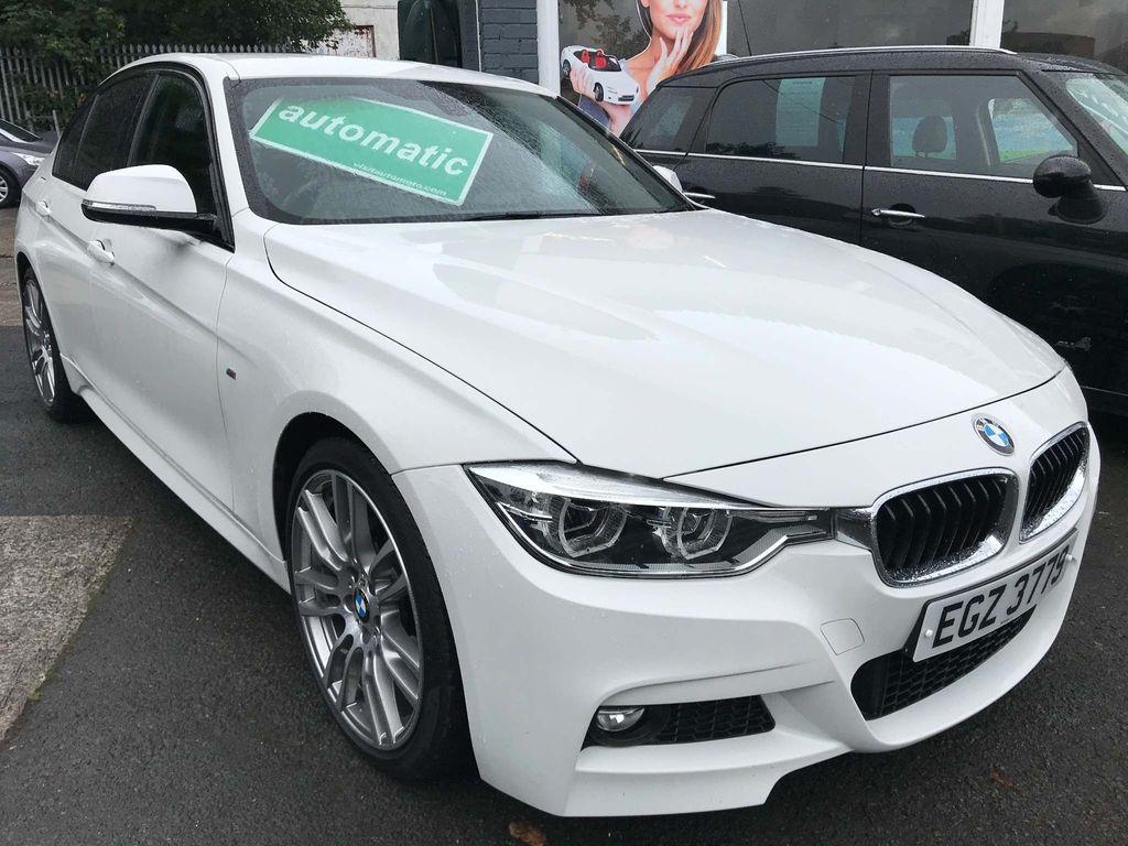 BMW 3 Series Saloon 2.0 320i M Sport Auto (s/s) 4dr