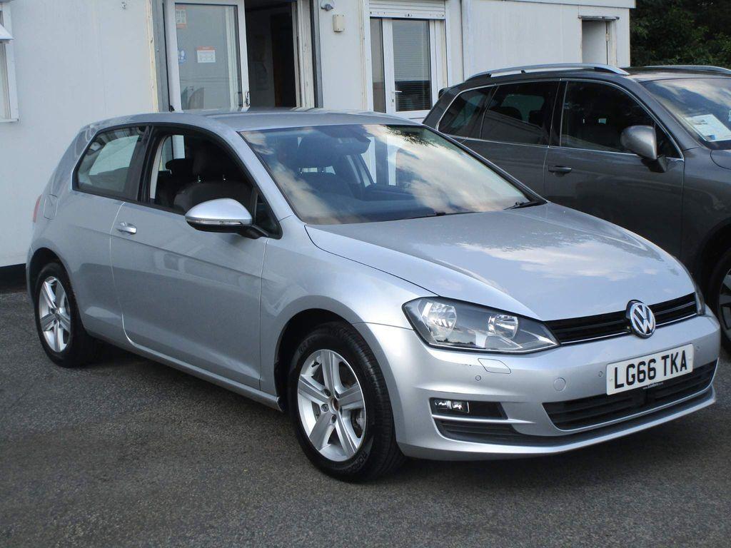 Volkswagen Golf Hatchback 1.6 TDI BlueMotion Tech Match Edition (s/s) 3dr