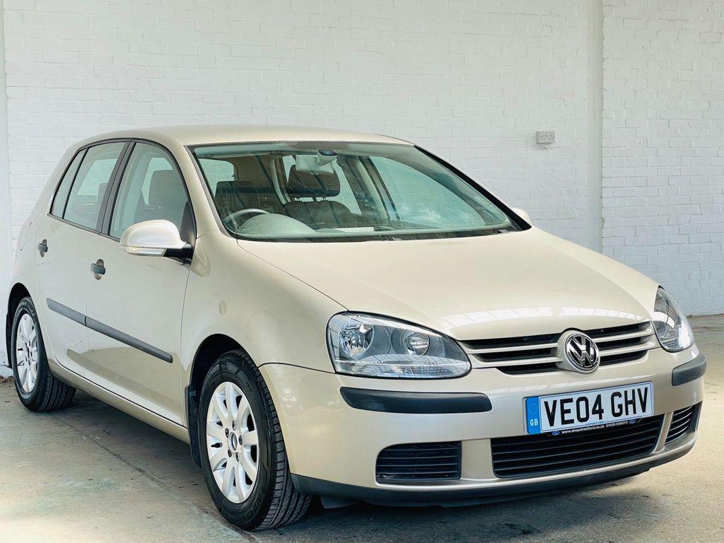 Volkswagen Golf Hatchback 1.6 FSI SE 5dr