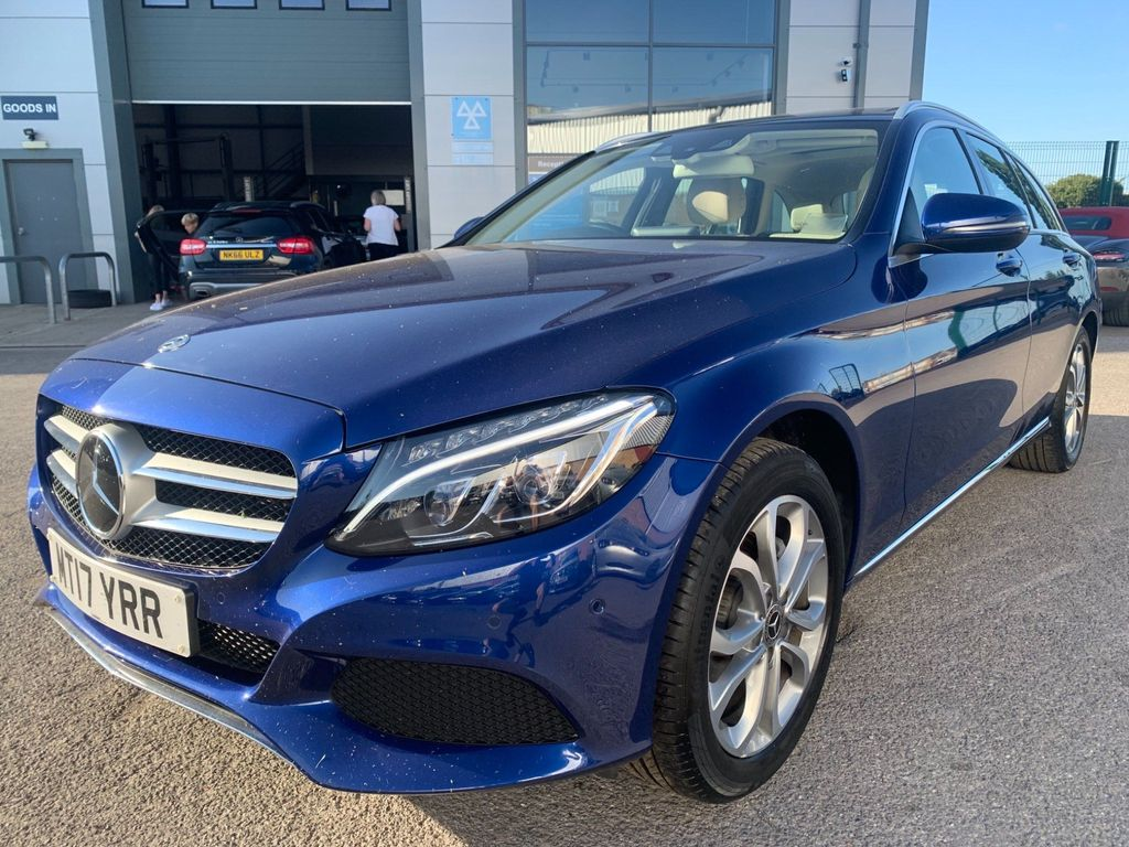 Mercedes-Benz C Class Estate 2.0 C200 Sport (Premium Plus) G-Tronic+ (s/s) 5dr