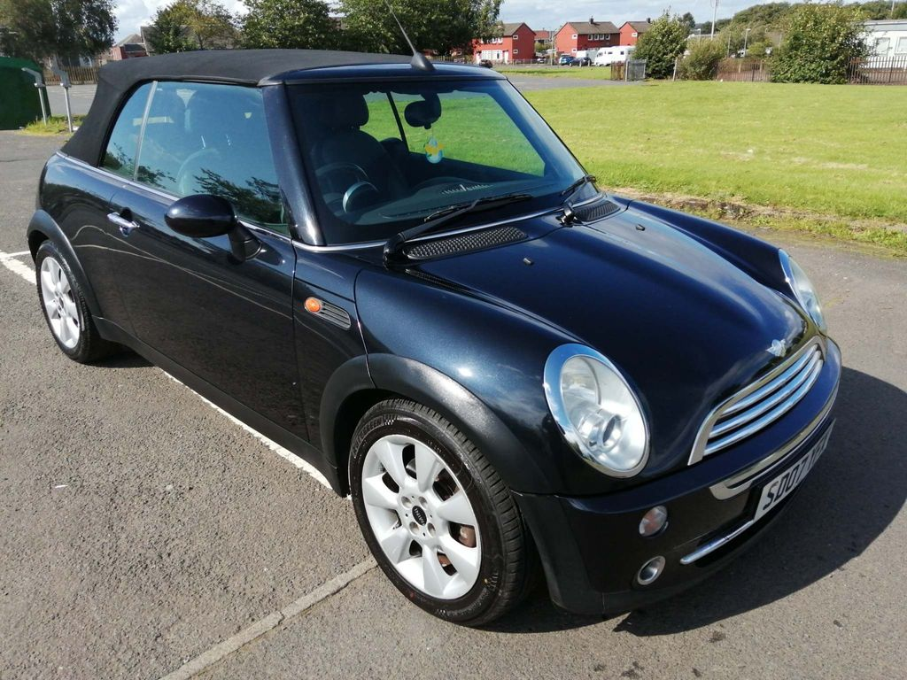 MINI CONVERTIBLE Convertible 1.6 Cooper (Chili) 2dr