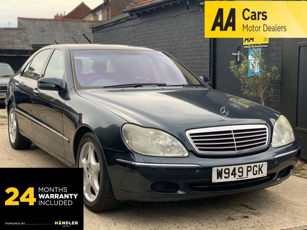 Mercedes-Benz S Class Other 5.0 S500 4dr