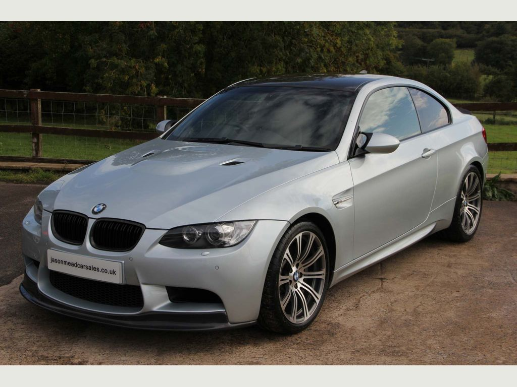 BMW M3 Coupe 4.0 iV8 M DCT 2dr