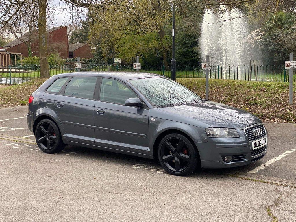 Audi A3 Hatchback 1.4 TFSI Sport Sportback S Tronic 5dr