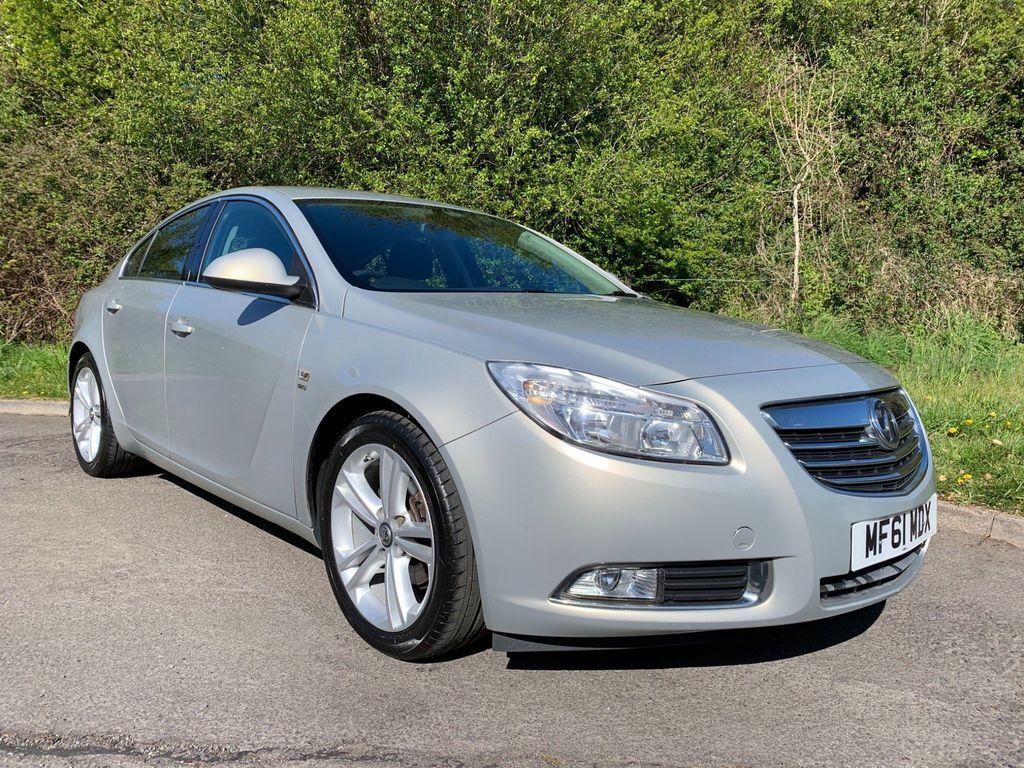 Vauxhall Insignia Hatchback 2.0 CDTi 16v SRi Nav 5dr