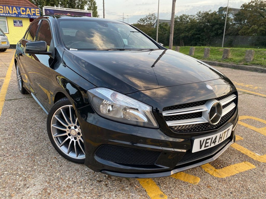 Mercedes-Benz A Class Hatchback 1.8 A200 CDI AMG Sport 7G-DCT 5dr