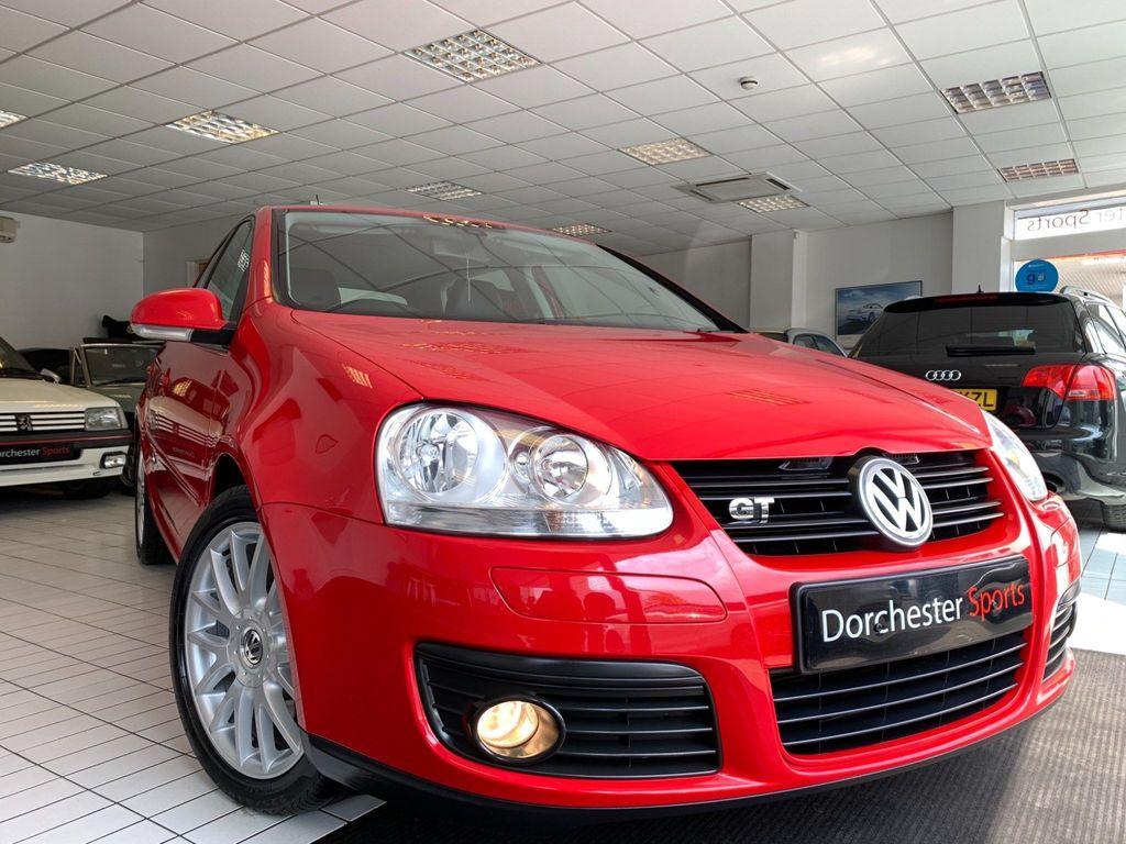 Volkswagen Golf Hatchback 2.0 TDI DPF GT DSG 5dr
