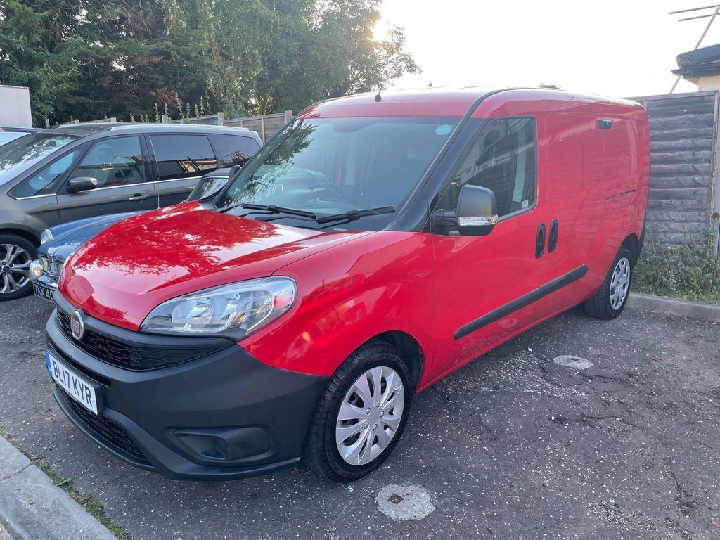 Fiat Doblo Panel Van 1.6 MultiJetII Maxi L2 H1 EU6 6dr
