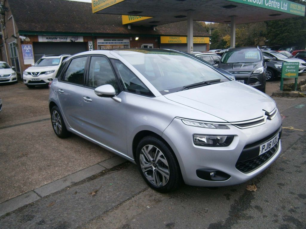 Citroen C4 Picasso MPV 1.6 BlueHDi Selection (s/s) 5dr