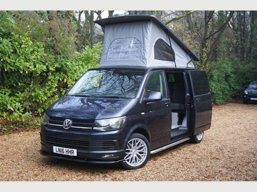 Volkswagen Transporter Campervan T6 TDi 140PS DSG Auto 4 Berth 4 Seat Campervan