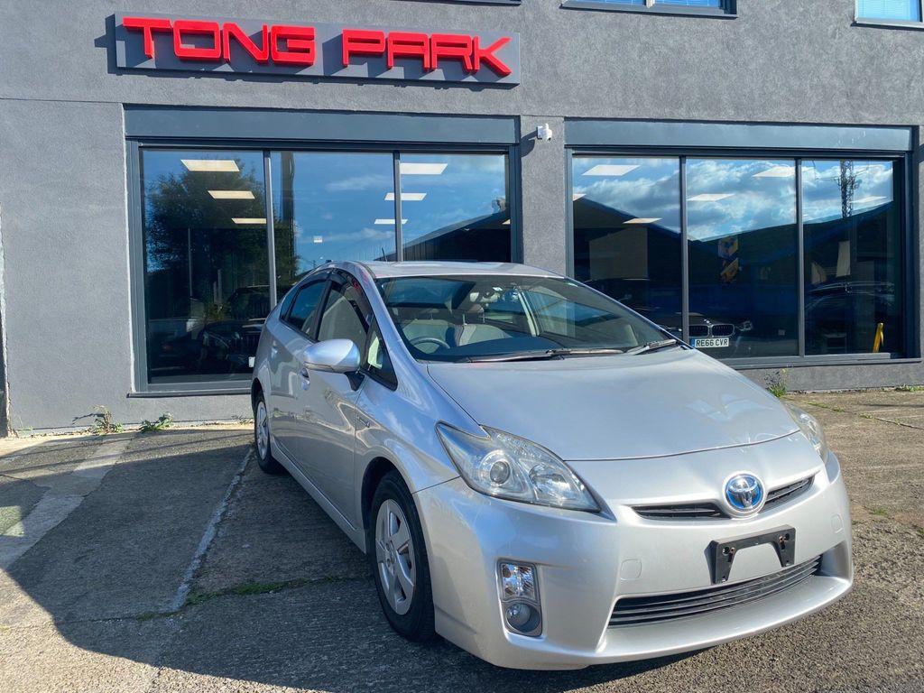 Toyota Prius Hatchback 1.8 T3 CVT 5dr