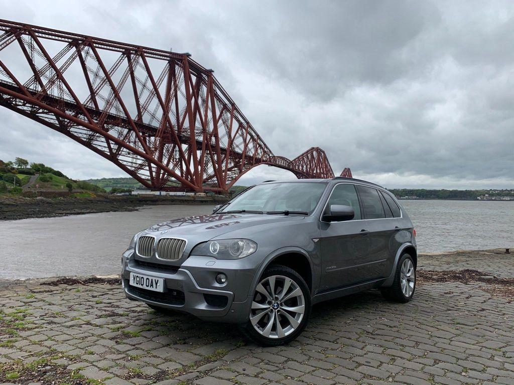 BMW X5 SUV 3.0 35d M Sport Auto xDrive 5dr