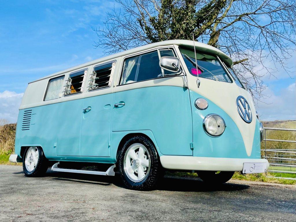 Volkswagen T1 Campervan Campervan