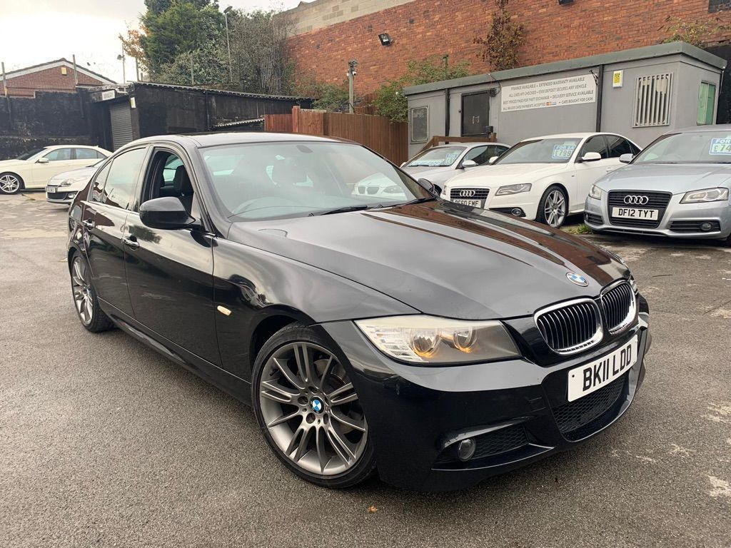 BMW 3 Series Saloon 2.0 318d Sport Plus 4dr