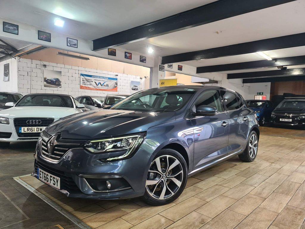 Renault Megane Hatchback 1.5 dCi Dynamique S Nav (s/s) 5dr