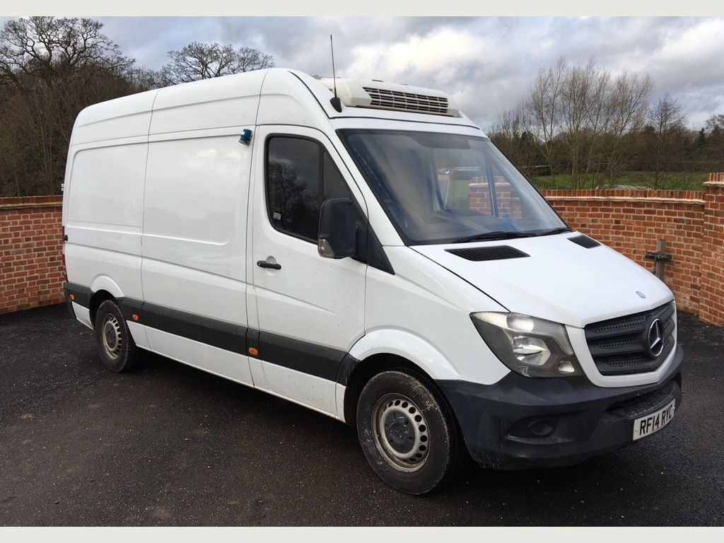 Mercedes-Benz Sprinter Panel Van 313 MWB Fridge