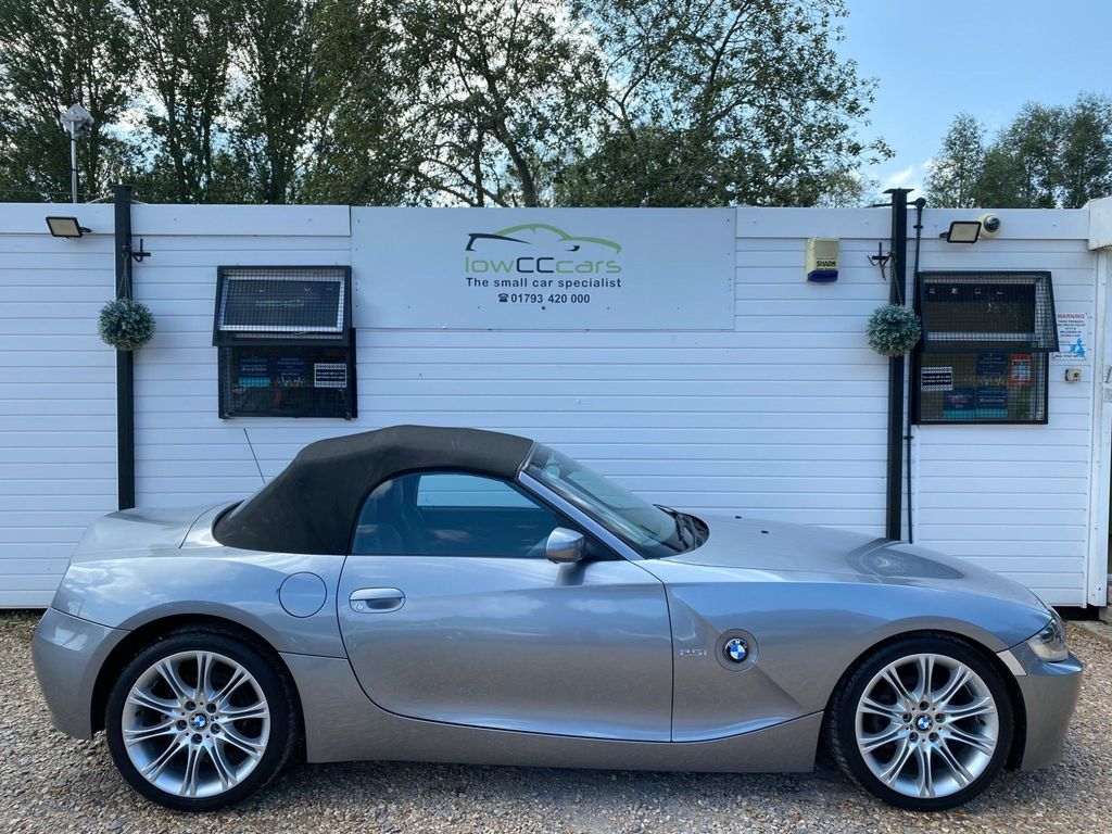 BMW Z4 Convertible 2.5 i Sport Roadster 2dr
