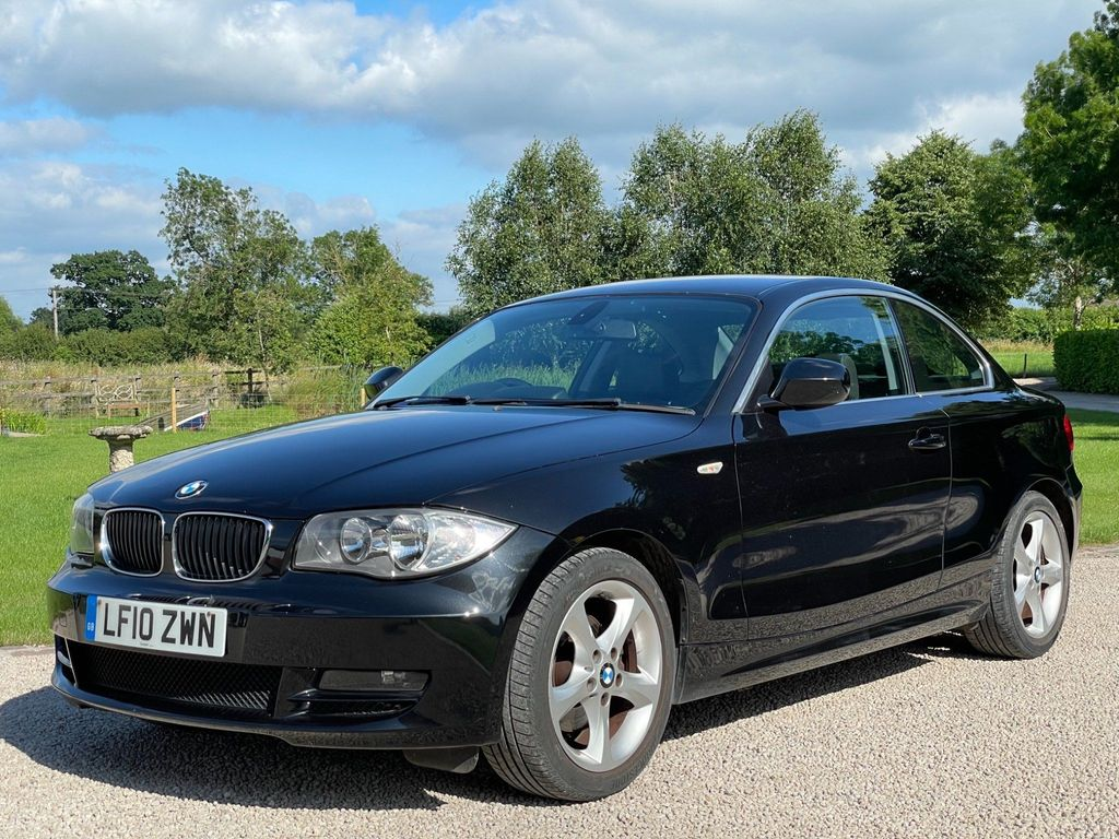 BMW 1 Series Coupe 2.0 120i Sport Auto 2dr