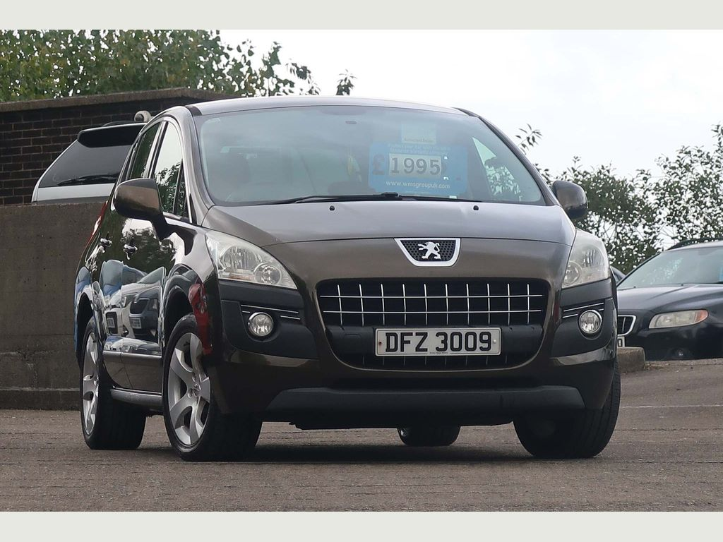 Peugeot 3008 SUV 1.6 HDi Sport 5dr