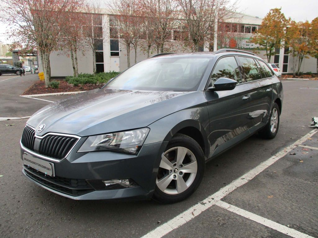 SKODA SUPERB Estate 1.6 TDI S (s/s) 5dr