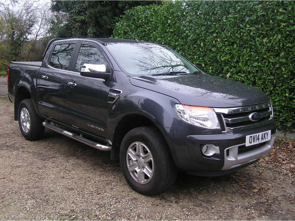 Ford Ranger Pickup 3.2 TDCi Limited Double Cab Pickup 4x4 4dr (EU5)