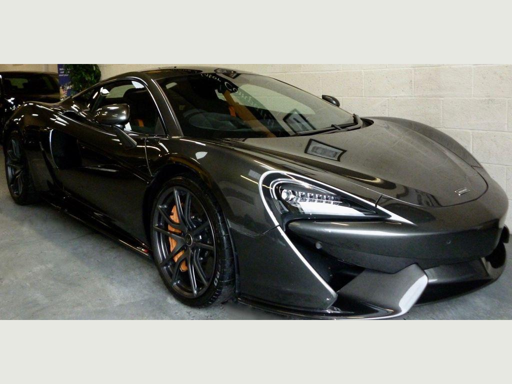 McLaren 570S Coupe 3.8T V8 SSG (s/s) 2dr