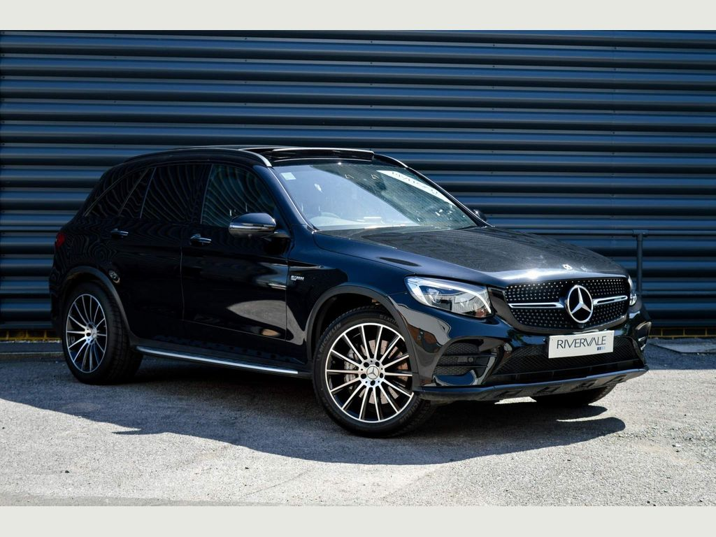 Mercedes-Benz GLC Class SUV 3.0 GLC43 V6 AMG (Premium Plus) G-Tronic+ 4MATIC (s/s) 5dr