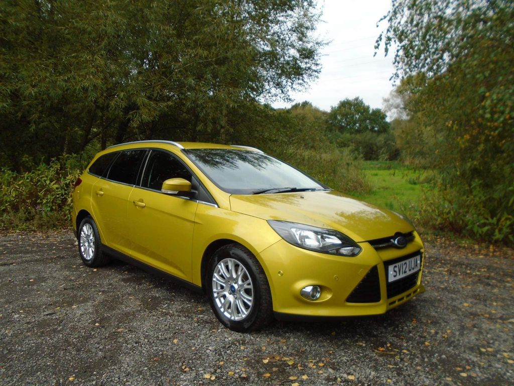 Ford Focus Estate 1.6 TDCi Titanium 5dr