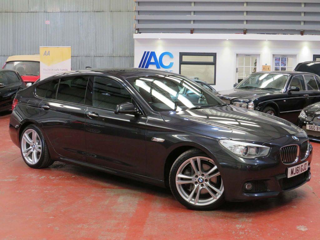 BMW 5 Series Gran Turismo Hatchback 3.0 530d M Sport GT 5dr