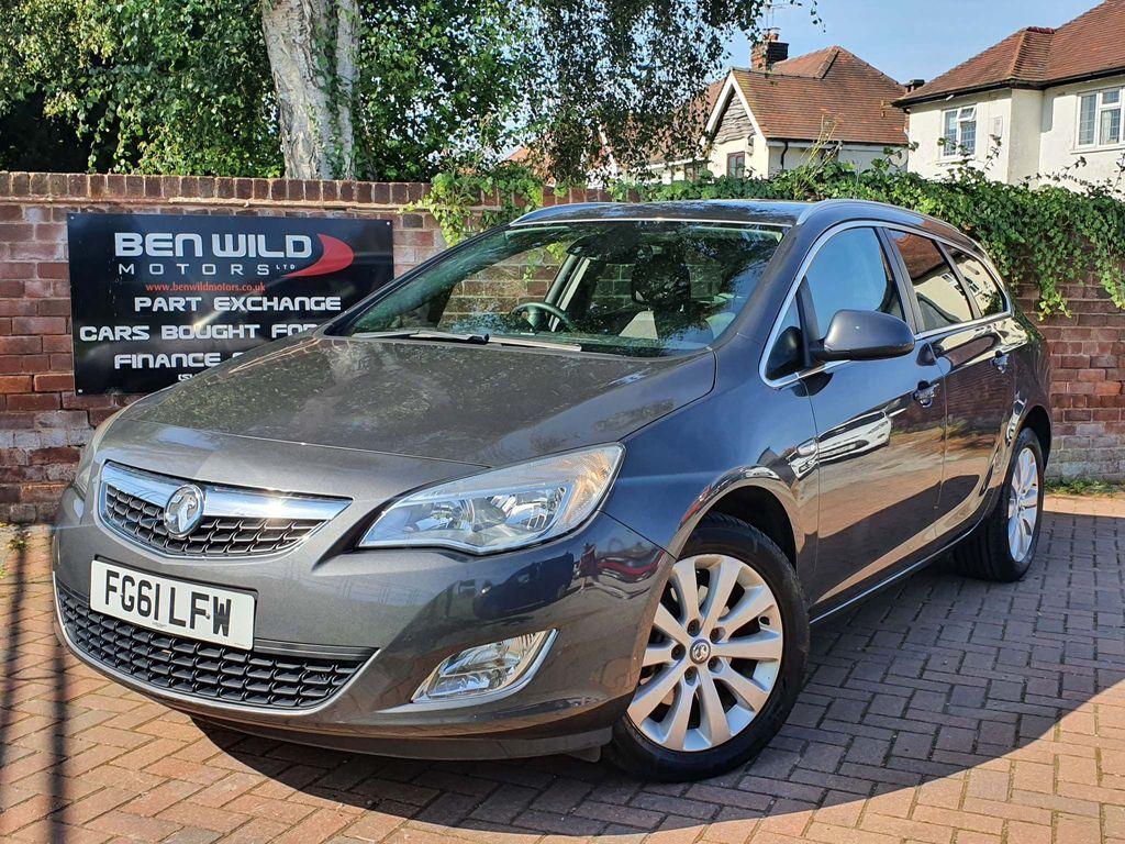 Vauxhall Astra Estate 1.7 CDTi ecoFLEX 16v SE 5dr