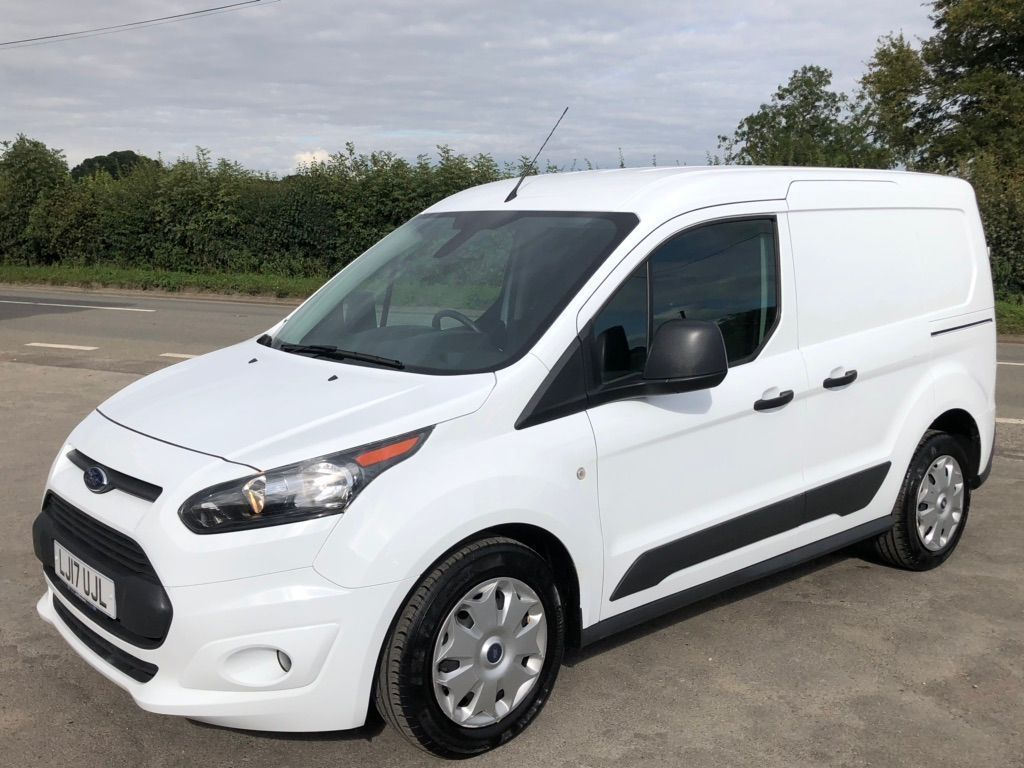 FORD TRANSIT CONNECT Panel Van 1.5 TDCi 200 L1 Trend 5dr