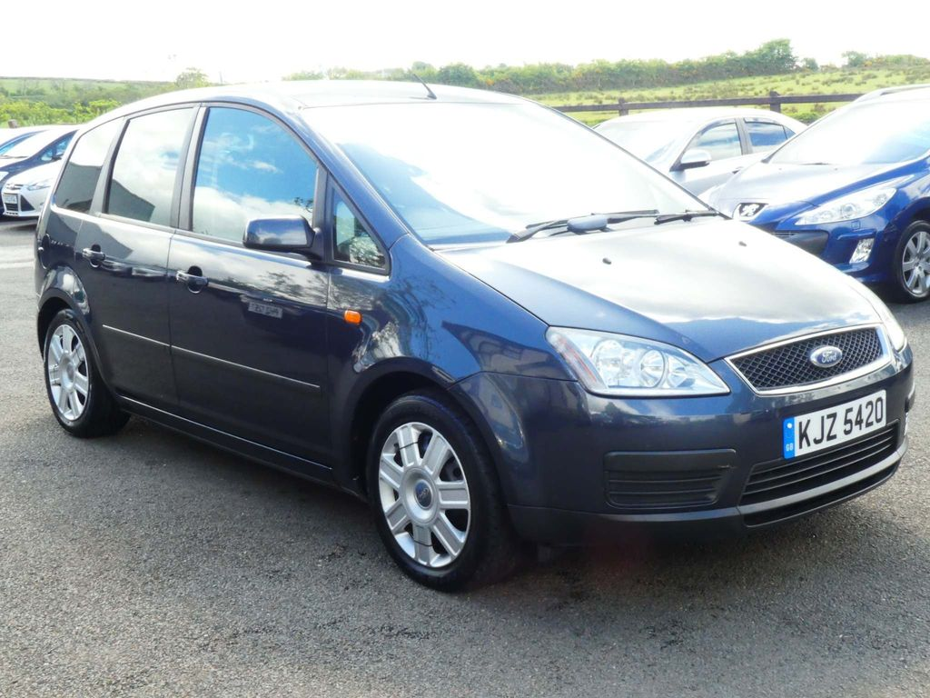 Ford Focus C-Max MPV 1.6 TDCi Style 5dr