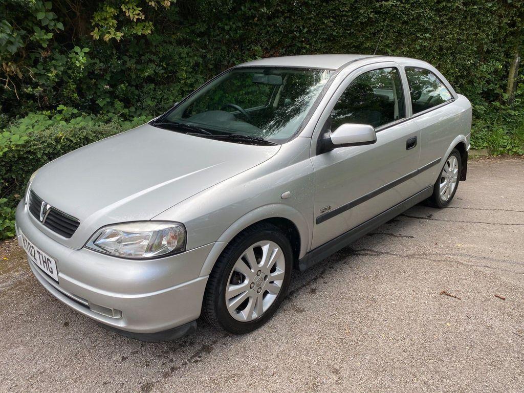 Vauxhall Astra Hatchback 1.6 i 16v SXi 3dr