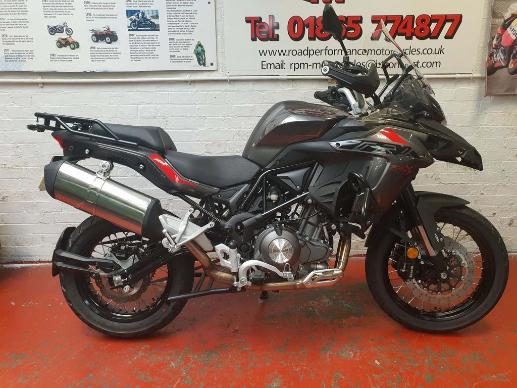 Benelli TRK 502 X Unlisted